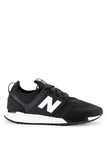New Balance black 247 AEC0ASHAAECE72GS_1