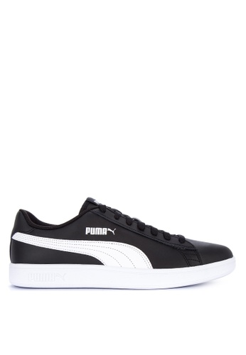 Puma black Puma Smash V2 L Sneakers EF5E1SHF8791A8GS_1