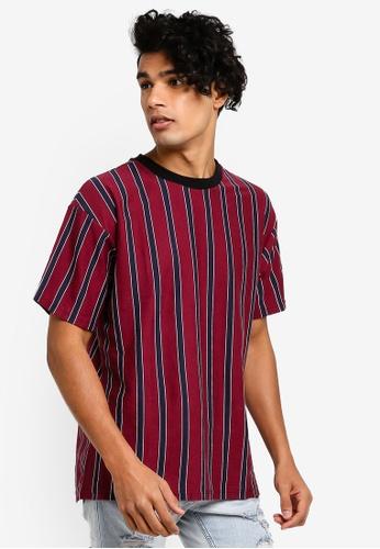 Cotton On 多色 寬鬆品牌刺繡T恤 0405FAA1589575GS_1