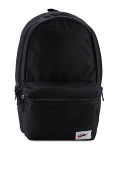 bf180a936996 Nike black Nike Sportswear Heritage Backpack D53CBAC9F1782BGS 1