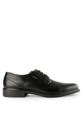 Hush Puppies black Reviero Lace Up C5A74SHAF9CA91GS_1