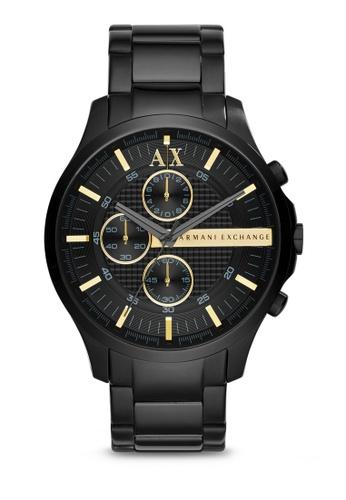 Armani Exchange black Armani Exchange Stainless Steel Watch AX2164 AR162AC59NIEMY_1
