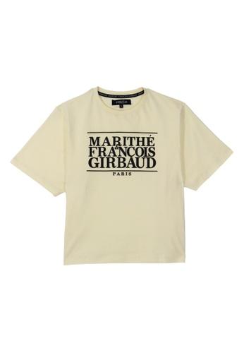 Marithe + Francois Girbaud beige Meighcy 819BBAAA6B8DFCGS_1