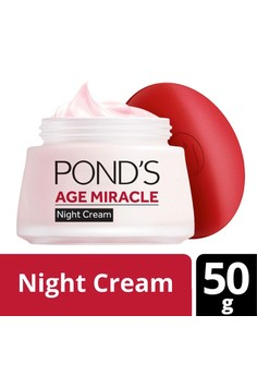 Age Miracle Night Cream Deep Action 50G