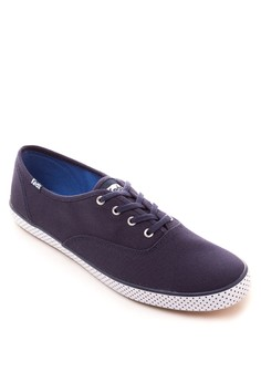 CH Dot Foxing Sneakers