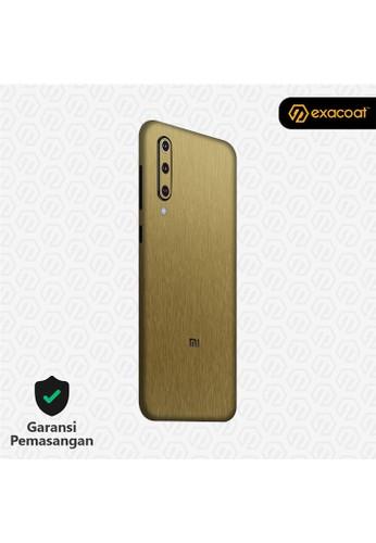 Exacoat Xiaomi Mi 9 / Mi 9 SE 3M Skins Titanium Series - Titanium Gold 28B83ESEA3027FGS_1