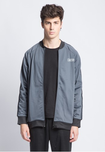 ANTHM grey ANTHM TRAINING JACKET 69F9CAA193E926GS_1