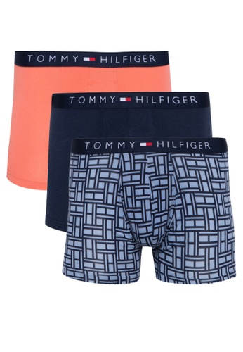 Tommy Hilfiger multi Three Pack Trunks B2669USE5D686AGS_1