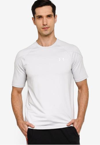 Under Armour 灰色 UA Recover Short Sleeve T-Shirt 955BEAA1A964E7GS_1