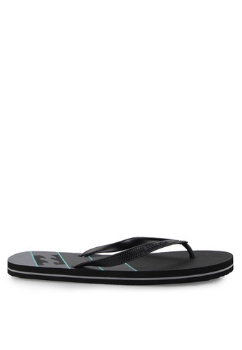 Billabong black Northpoint Thong BI248SH0UK4MID_1