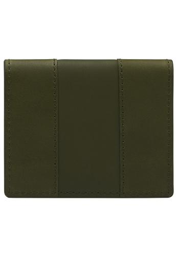 Fossil green Everett Wallet ML4399386 71180AC7DCD167GS_1
