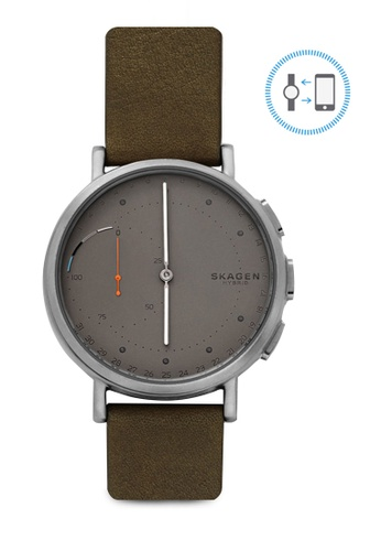 Skagen green Skagen Signature Green Smart Watch SKT1114 SK533AC0S03DMY_1