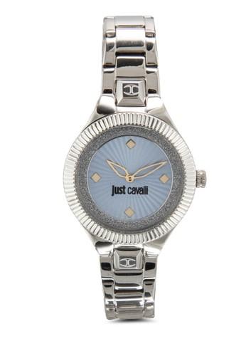 R7253215504 Just Indie 閃飾不銹鋼手錶, esprit tw錶類, 飾品配件