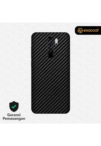 Exacoat Xiaomi Redmi Note 8 / Note 8 Pro 3M Skins Carbon Fiber Black - Redmi Note 8 Pro ADEAFES616EC22GS_1