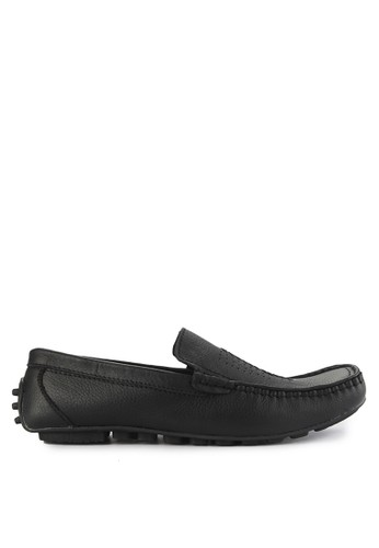 MARC & STUART Shoes black Niko 3 DD835SH3C2D7A6GS_1