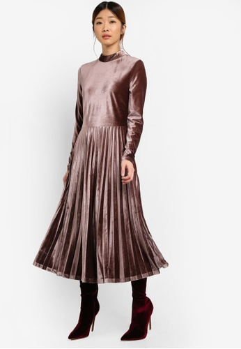 ONLY brown ONLY ONE Mina Dress ON573AA0SA89MY_1