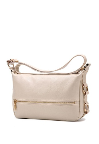 TCWK white Ladies Sling Bag TC258AC51JBSMY_1