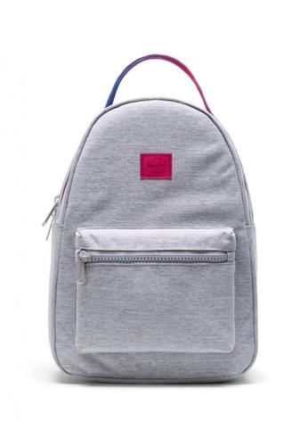 Herschel grey Nova Small Backpack B5733AC1EFE3E2GS_1