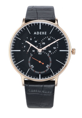 ADEXE Watches black They Watch 20564ACF5E5F0FGS_1