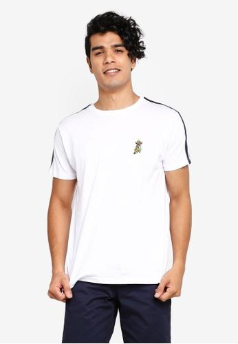 Brave Soul 多色 鑽飾T恤 C0A3DAA821F616GS_1
