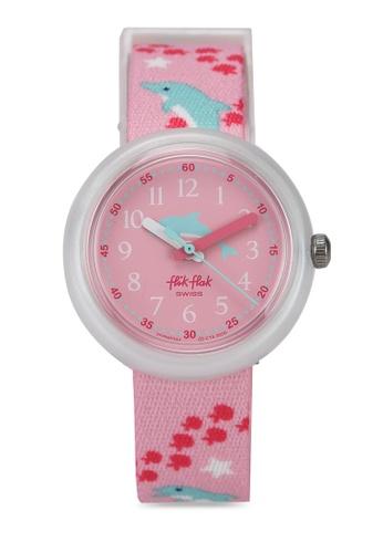 Flik Flak pink Fintasea Watch 2BEB3KC697E1C6GS_1