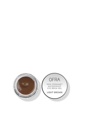 OFRA brown Eyebrow Gel- Light Brown 75919BE92ADF52GS_1