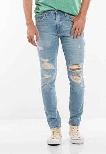 Levi's blue Levi's 512™ Slim Taper Fit Jeans 754B9AA1FA9245GS_1