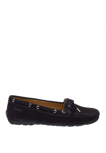 Sebago black Harper Tie Casual Shoes SE328SH0JLUHPH_1