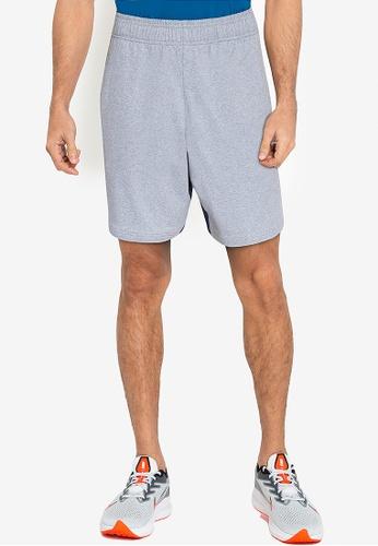 Equipe grey Basic Lounge Shorts C6E54AAD40E1EDGS_1
