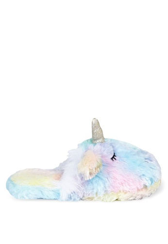 fdfc65fee9f00 Unicorn Slippers