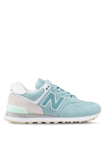 best service 5ff74 f7da1 Buy New Balance 574 Lifestyle Tanaba Shoes Online on ZALORA Singapore