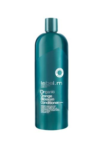 label.m label.m Organic Orange Blossom Conditioner 1000ml D6FA1BEC075324GS_1