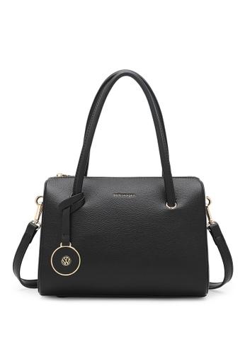 Volkswagen black Women's Hand Bag / Top Handle Bag / Shoulder Bag 603BEAC685FD21GS_1