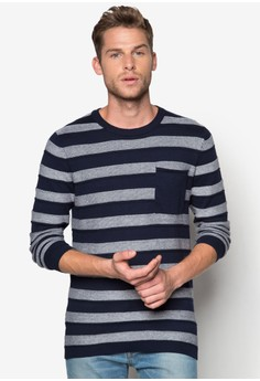Jonas Knit Crew Neck Sweater