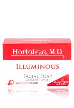 Illuminous Plus Glutathione Facial Soap
