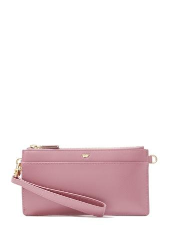 Braun Buffel pink Faye Sling Wallet C253DACD91ACE7GS_1
