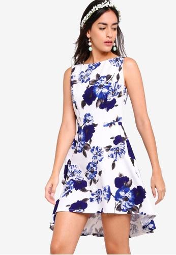 e4fe4afe91a Buy ZALORA Bridesmaid Dipped Hem Dress Online on ZALORA Singapore