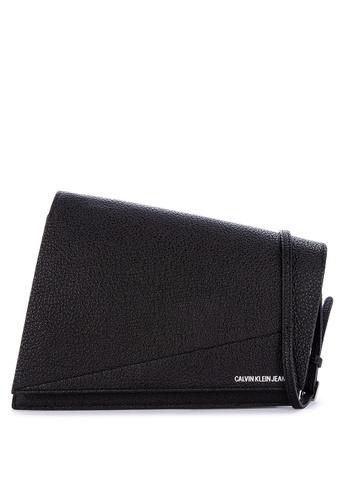 Calvin Klein black Origami Bag 3F221ACB1512DDGS_1
