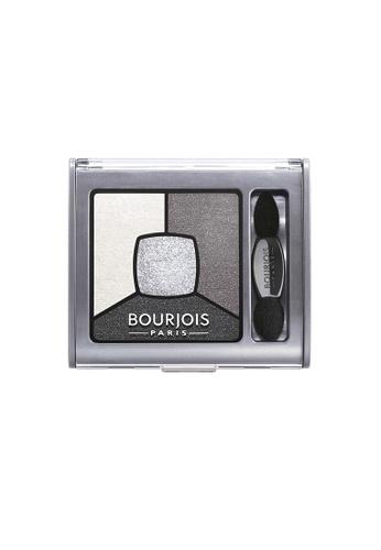 Bourjois Smoky Stories Quad Eyeshadow Palette #01 Grey & Night BO885BE75NFGSG_1