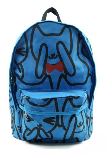 Urban Hikers blue Levyn Casual Daypack UR461AC71BHGPH_1