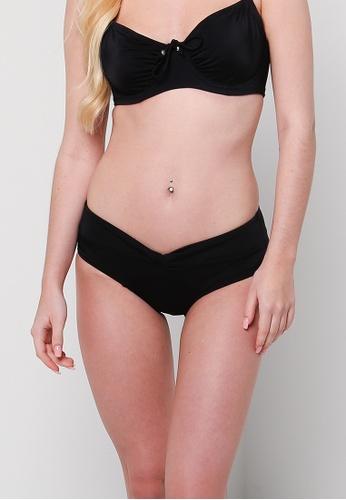 Dorina black Fiji Hipster Bikini Bottom DO523US44GNRMY_1