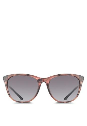基本款休閒圓框太陽眼鏡, 飾品配zalora 包包評價件, 飾品配件
