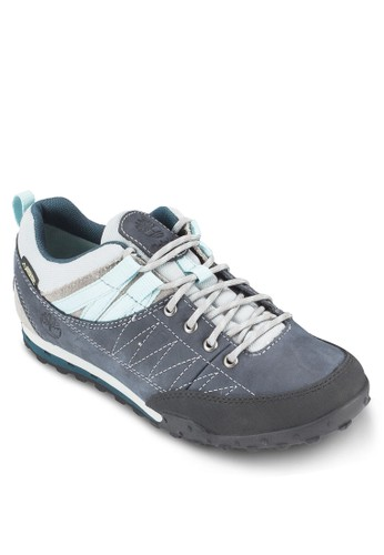 esprit 童裝Greeley Approach 撞色拼接低筒運動鞋, 女鞋, 鞋