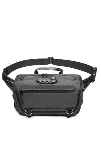 Twenty Eight Shoes grey Sporty Travel Bag T 9257 E9C7DACE8D0BAFGS_1