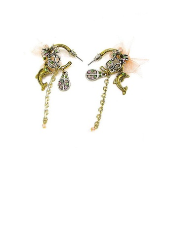 Glamorousky multi Trendy Earrings 58154AC96B82BCGS_1