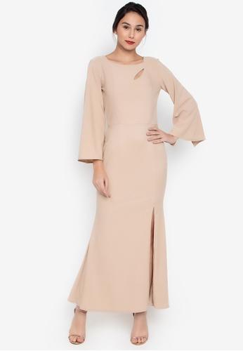 21eb8437c6f Rhian Sexy Maxi Dress