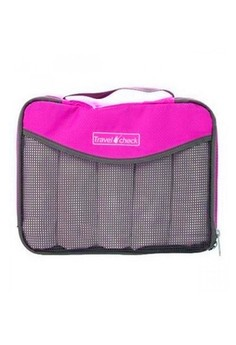 Travel Check Luggage Organizer Bag