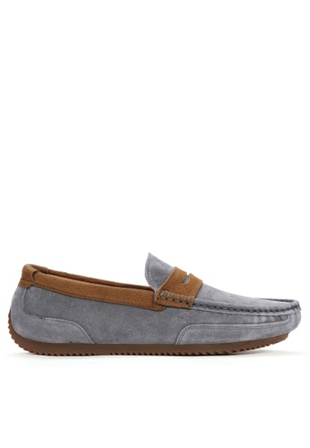 Twenty Eight Shoes Color Matching Suede Loafers & Boat Shoes YY8900 D7931SH8A0E971GS_1