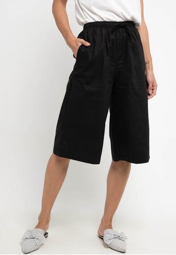 sophistix black Hilly Lounge Short Pants 56F73AA9AA25B4GS_1