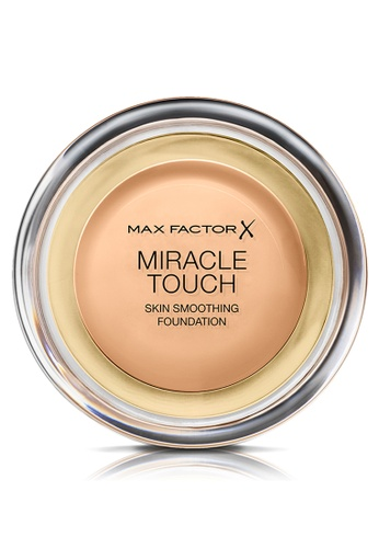 Max Factor beige Miracle Touch Foundation 075 Golden MA723BE49BLEPH_1